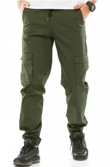 Брюки с накладными карманами мужские ELT-708A15.2