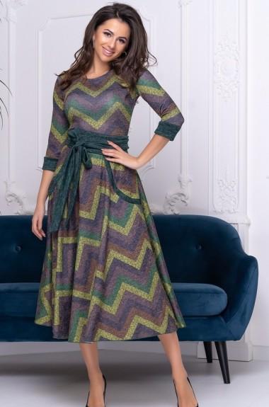 Красивое удобное платье ALL-3050A16