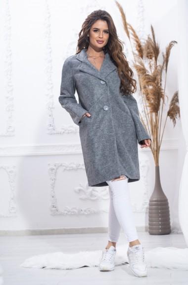 Кашемировое пальто женское KV-N974A450