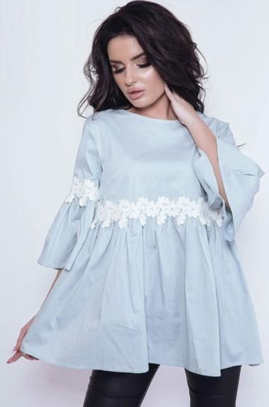 8157c7b8f42 Модные блузки 2019 года в фото каталоге новинок. Купить блузки ...