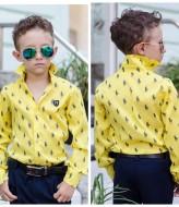 Рубашка поло детская EV-614