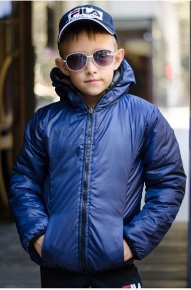 Детская двухсторонняя куртка EV-648