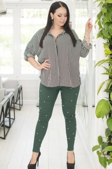 Модные джинсовые брюки JAV-410.5150A11B12