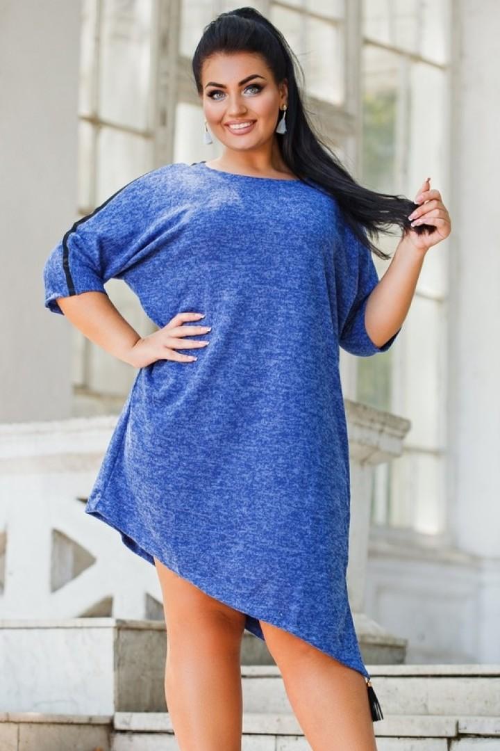 Платье туника трикотаж DG-p15111A250