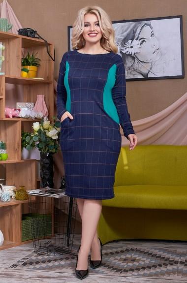 Платье с карманами TBY-118A300