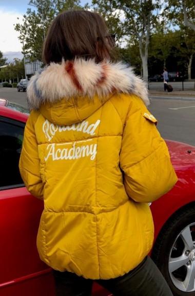 Молодежная куртка с капюшоном AR-1825A23