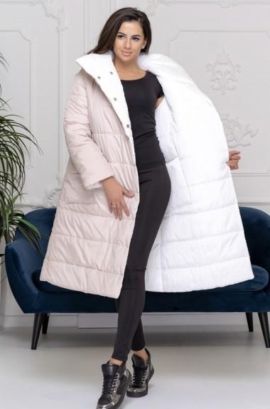 Двухсторонняя зимняя куртка DS-0288A600