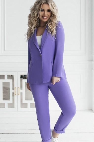 Льняной костюм женский PRAT-2191A24B26