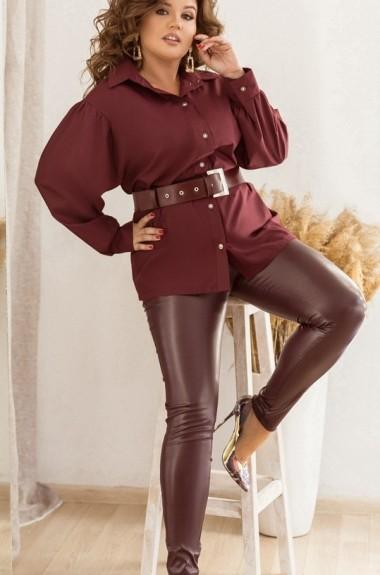 Лосины женские кожаные BAB-164A310