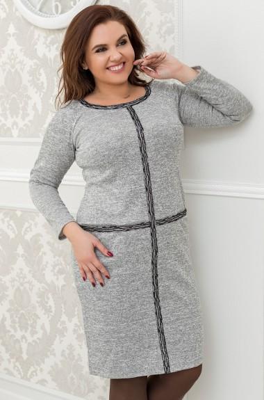 Ангоровое платье OS-920A16B18