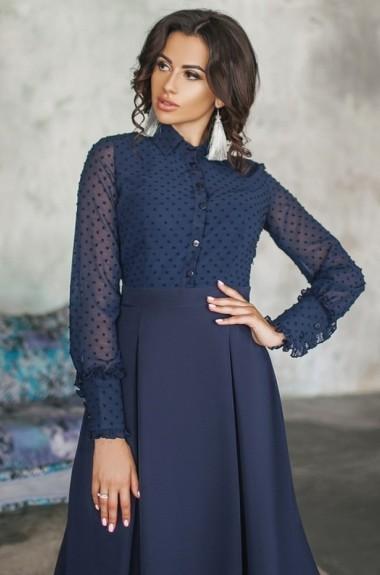Красивое женское платье IVP-3103