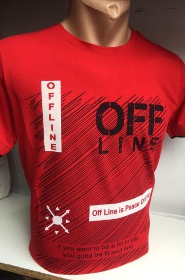 Топовая футболка AT-1003201A7