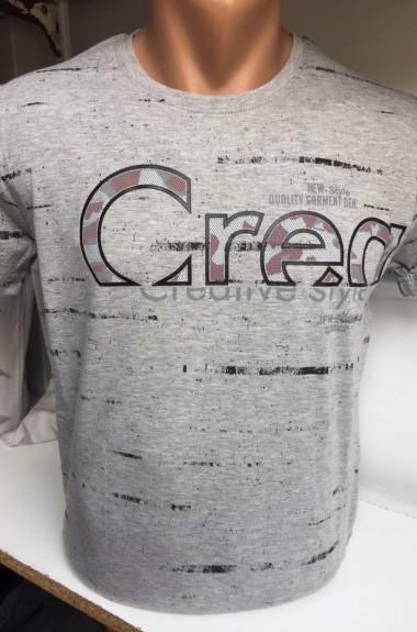Качественная мужская футболка AT-1103202A8