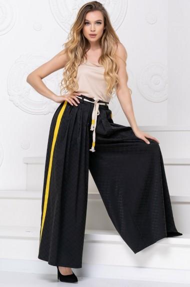 Широкие брюки юбка MB-3001A380