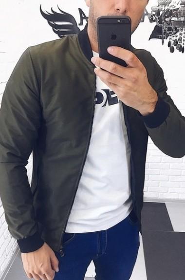 Куртка плащевка мужская EP-571A290