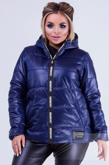 Куртка утепленная женская с капюшоном NDP-1151