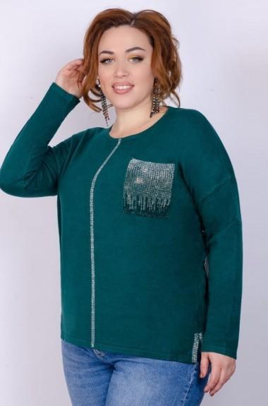 Повседневный свитер IND-1012191A350