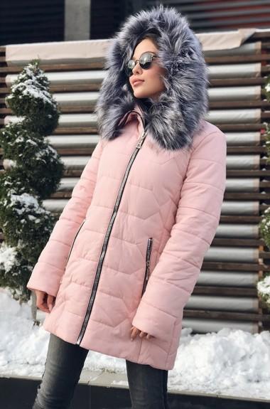 Синтепоновая куртка женская VA-477