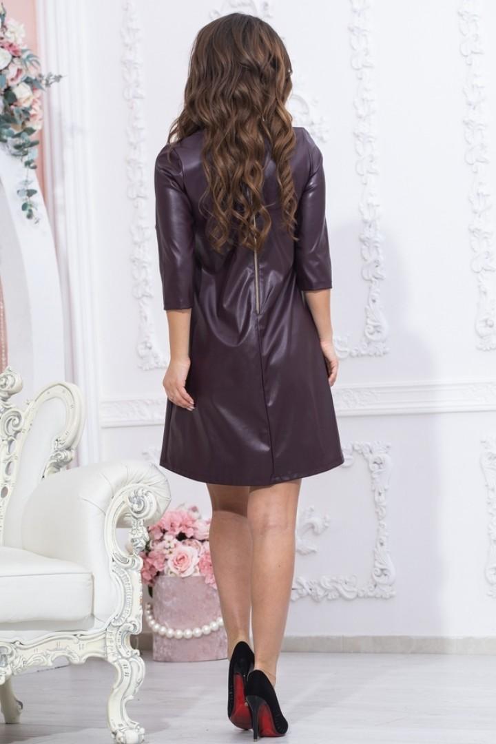 Короткое повседневное платье KV-N972A280