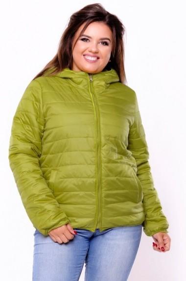 Куртка однотонная KR-455A25