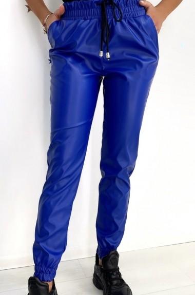 Красивые кожаные штаны ANA-1325A11