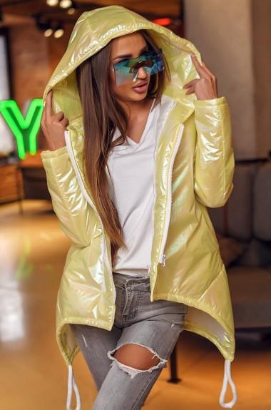 Стильная демисезонная куртка VL-554A25