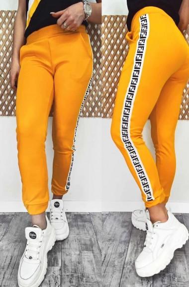 Модные спортивные штаны женские ALK-274A210
