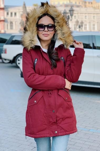 Молодежная куртка парка VA-6901A1150