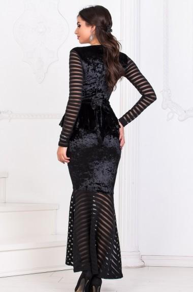 Шикарное вечернее платье в пол DG-ak1193A450