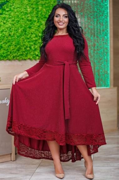 Платье удлиненное сзади DG-ak0524A450