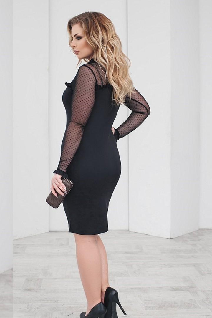 Вечернее облегающее платье PRAT-2093