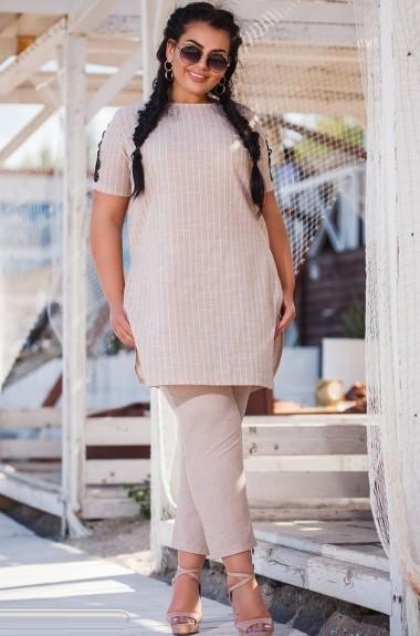 Элегантный брючный костюм женский DG-p15203