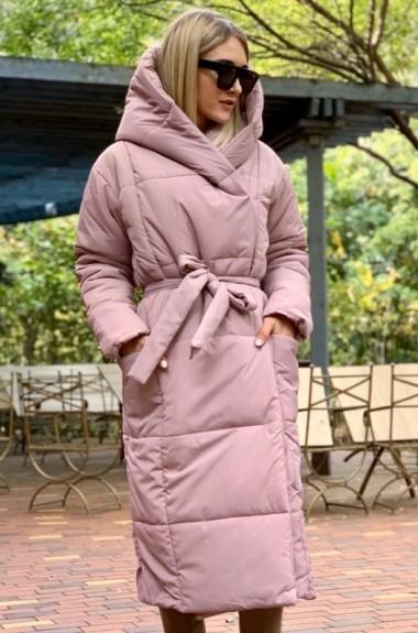 Длинное пальто куртка KL-461A850