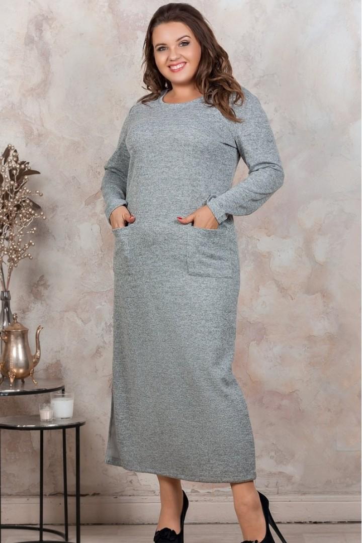 Модное повседневное платье SIM-A7145A21