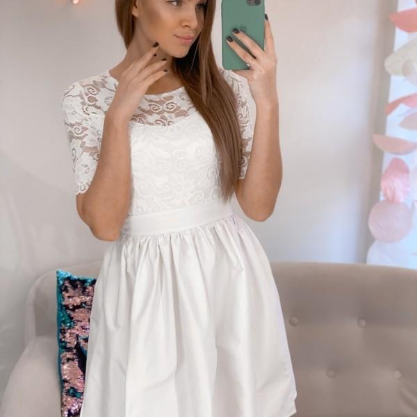 Платье с юбкой клеш MV-473A250