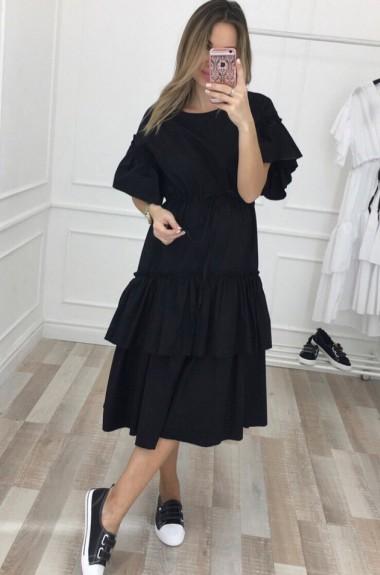 Модное женское платье KL-414