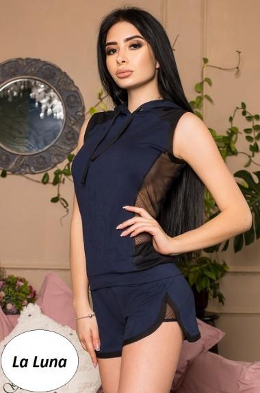Костюм с шортами женский АВА-172216