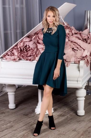 Платье женское со шлейфом ALL-2063