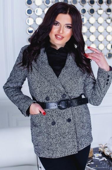 Твидовый пиджак женский AM-3235A33.1