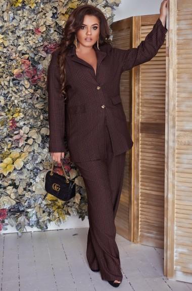 Брючный костюм с пиджаком MA-749A650B700
