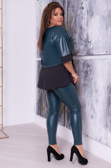 Кожаный костюм женский MA-N871A500