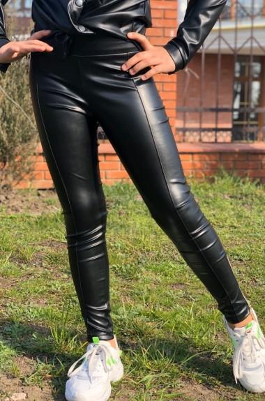 Детские кожаные лосины MMS-770A290