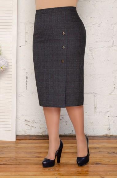 Красивая юбка карандаш SVK-170220A205