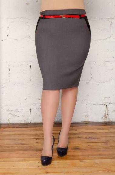 Модная юбка карандаш SVK-170220A210