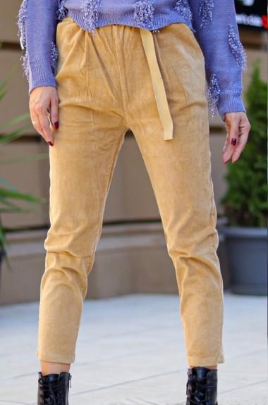 Модные вельветовые брюки AR-1209191A12.5