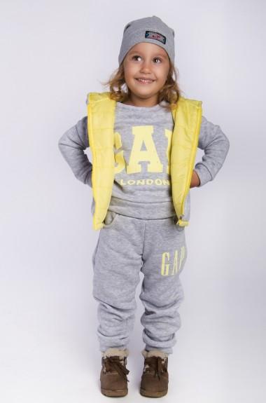 Детский костюм тройка EV-21