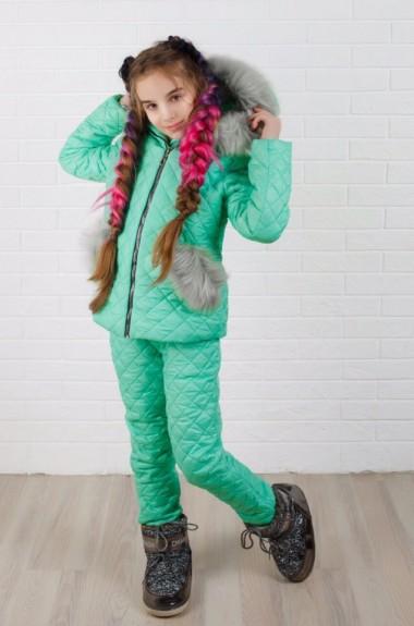 Детский зимний костюм KL-299