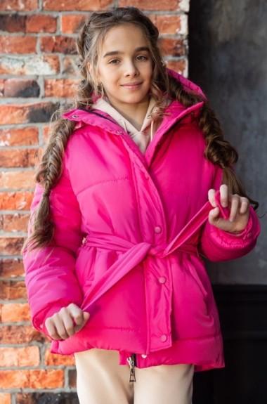 Куртка парка детская зимняя KL-466A640