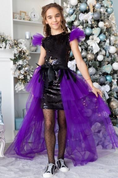 Платье со съемной юбкой KL-537A950