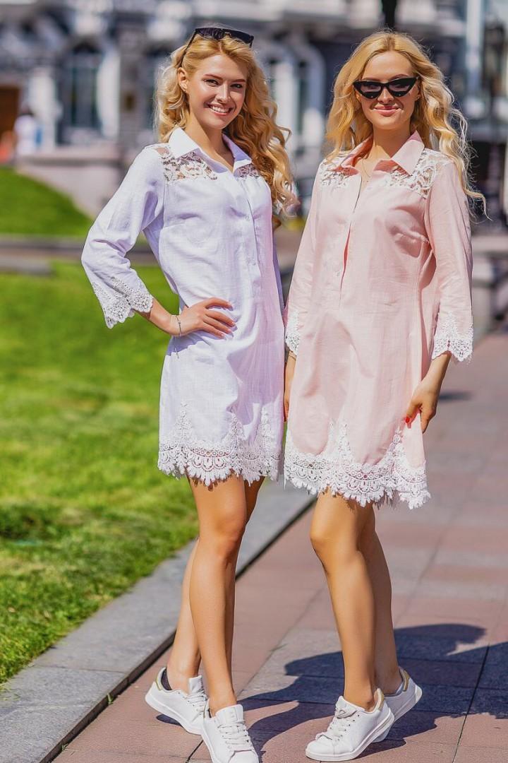 Элегантное короткое платье VM-9062A14.8